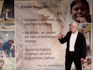 Gerald Hüther Digitalisierung