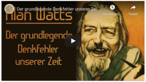 Allan Watts - Denkfehler